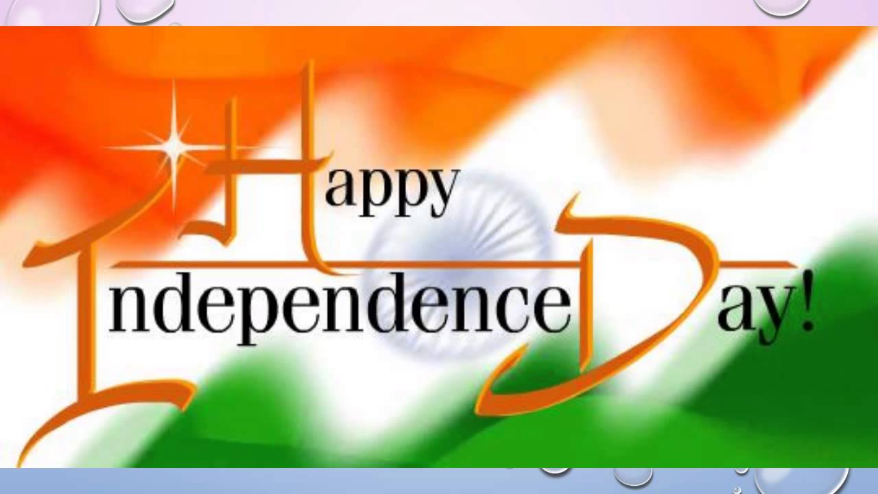 Happy Independence Day Greetings Youtube