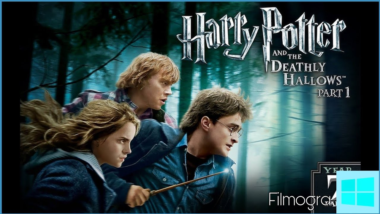 Harry Potter I Ksiaze Polkrwi 2009 Dubbing Pl Youtube