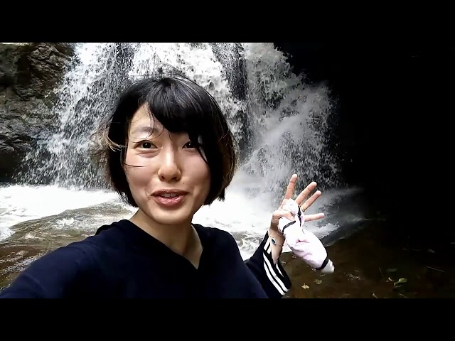 [Vlog] MeaSa Waterfall in ChiangMai - walk with me