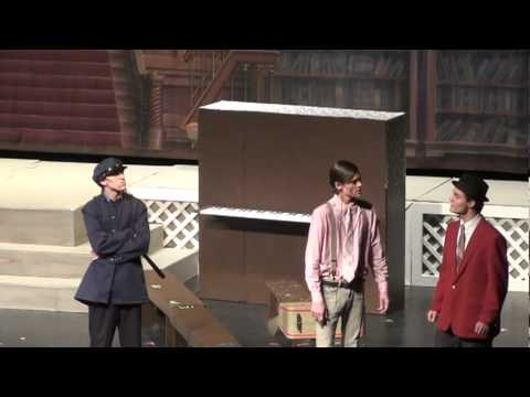 The Music Man (My High School's Musical)