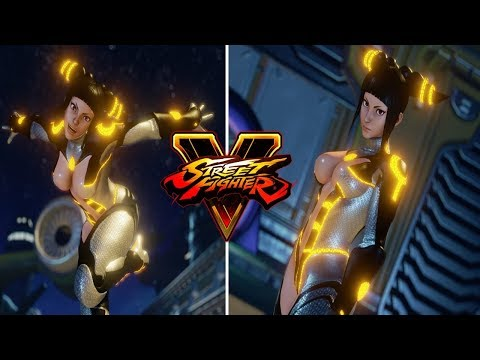 Street Fighter 5 mods Vanguard Juri