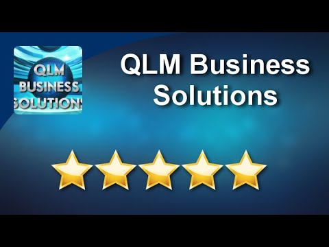 QLM Business Solutions Canary Wharf Terrific Five Star Review by Bernard Marchant