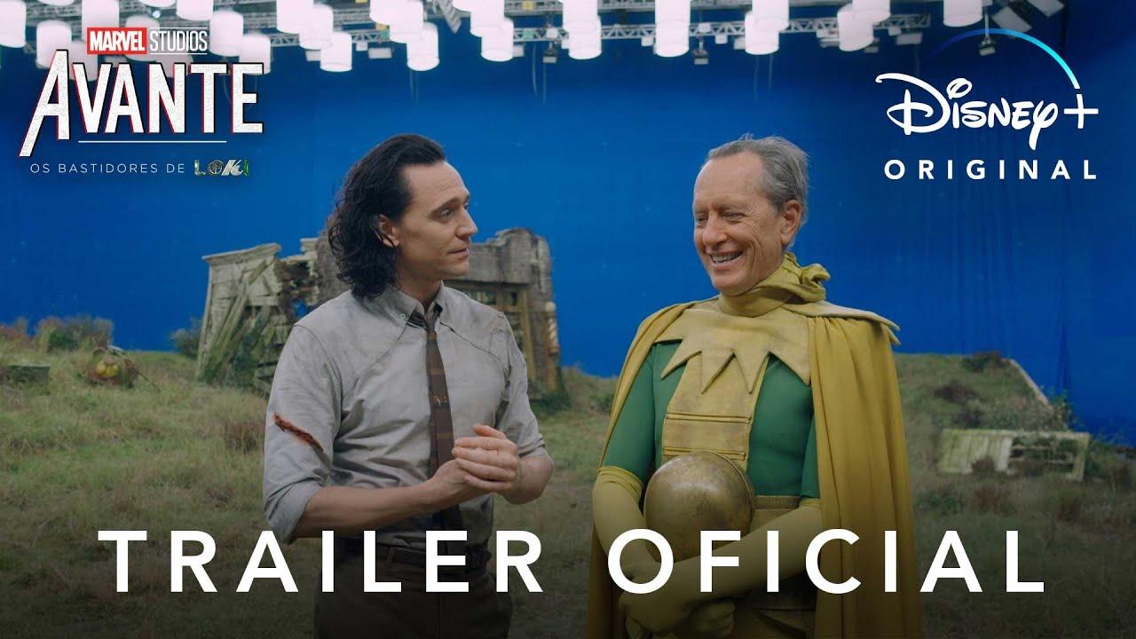 Marvel Studios Avante: Os Bastidores de Loki | Trailer Oficial Legendado | Disney+
