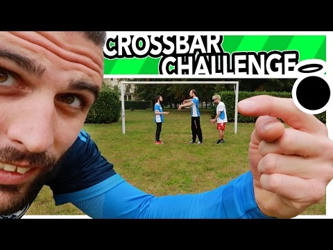 CROSSBAR CHALLENGE (HUMAN VERSION) - THE DOPES