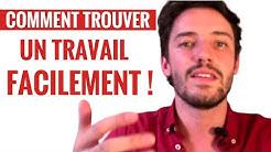 Comment trouver un travail facilement en France si tu es étranger! (French Practice With Subtitles)