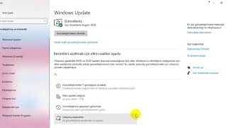 Windows 10 Update (Güncelleştirme) Nasıl Yapılır?