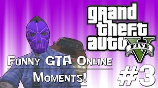 GTA 5 Online Funny Moments! (#Selfie Suicide, Monster Truck Porn, Everybody Do The Flop Skit)