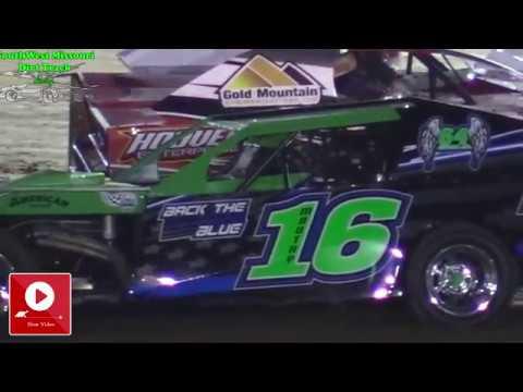 Dirt Track Crash Compilation Dec 2018 Racing Crashes @Springfield Raceway 1 of 10