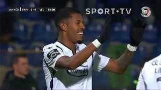 Goal   Golo Anderson: Famalicão (2)-0 Vitória FC (Liga 19/20 #15)