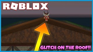 HOW TO GLITCH OUT OF FLOOD ESCAPE! | Roblox