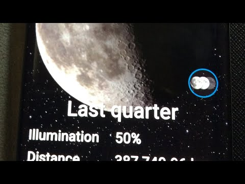 Phases of the Moon App Recommendation