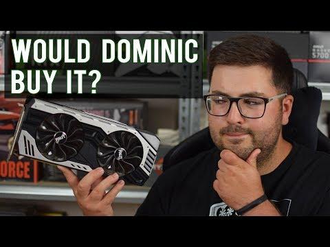 Dominic Reviews PALIT RTX 2060 SUPER JetStream - The FASTEST 2060 SUPER?!