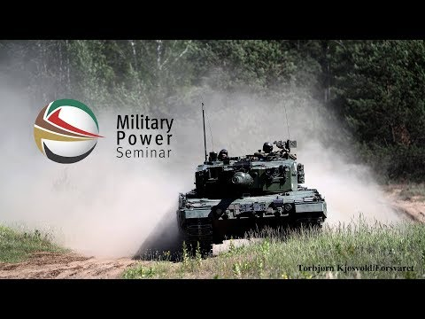 PART 2: Military Power Seminar - The Defence of Europe