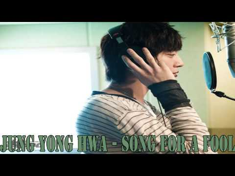 [MP3 DL] Jung Yong Hwa - Song For A Fool