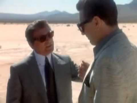 Casino Desert Scene