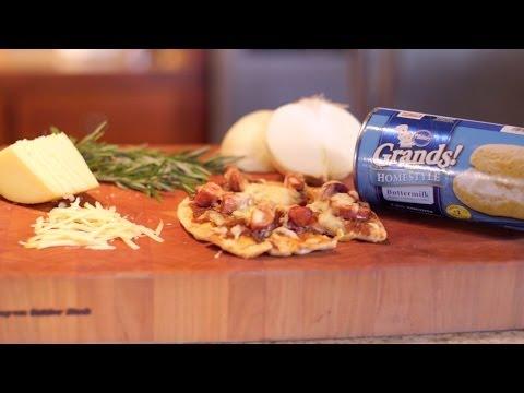 Pillsbury: Smokey Grilled Pizzas