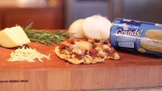 Zapętlaj Pillsbury: Smokey Grilled Pizzas | Serious Eats