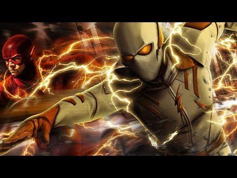 The Flash Season 5 Godspeed Extended...