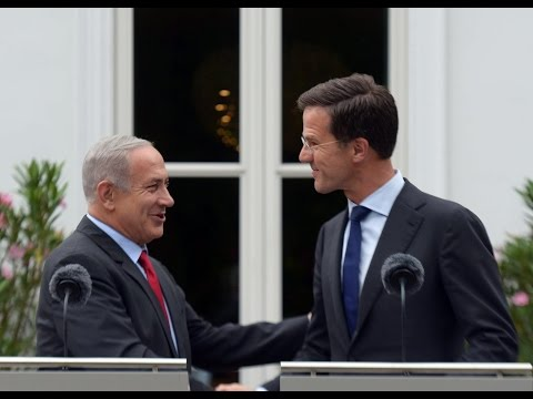 Statements by PM Benjamin Netanyahu and Dutch PM Mark Rutte