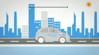 Methanol fuel cell vehicles
