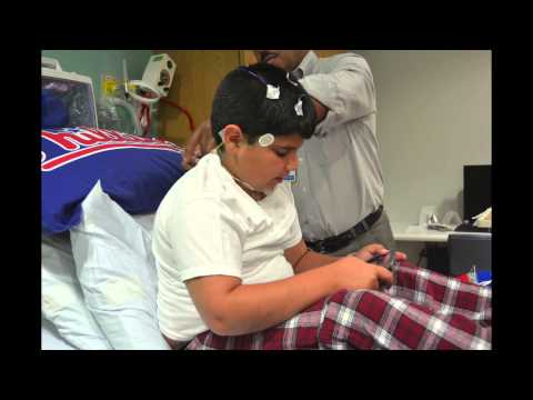 Sleep Studies for Kids at The Children's Hospital of Philadelphia