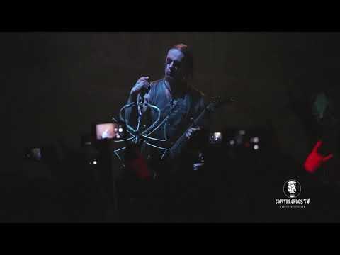 BELPHEGOR live in Oakland, California on CAPITAL CHAOS TV