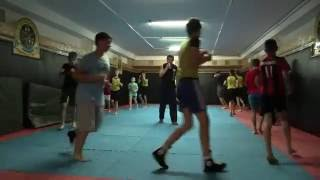 Открытая тренировка по ММА - Мастеркласс по боксу от МС СССР Галеева Саги