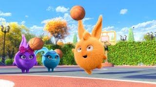 Солнечно Зайчики - Ушастая команда   Забавные мультфильмы для детей   WildBrain