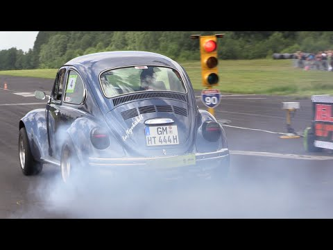 Is this the FASTEST Road Legal VW BEETLE Ever!?