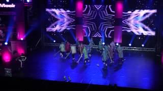 Mistři ČR TSR 2013 senioři - Ladys Cruel Dance Machine