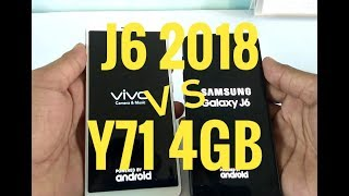 J6 SPEED TEST WITH VIVO Y71