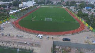 На стадіоні «Спартак» пожвавились роботи, але дата відкриття ще не відома - Житомир.info