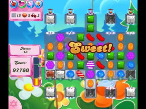 Candy Crush Saga Level 2489 - NO BOOSTERS
