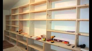 21 Ft. Bookcase -2012