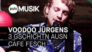 Voodoo Jürgens - 3 Gschichtn ausn Cafe Fesch (PULS Live Session)