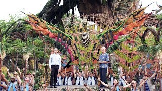 Pandora The World of Avatar FULL Dedication Ceremony - May 24th, 2017 - Disney's Animal Kingdom