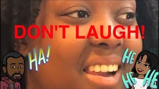 TRY NOT TO LAUGH OR GRIN CHALLENGE 🤣 (HORRIBLE ACCENT CHALLENGE)