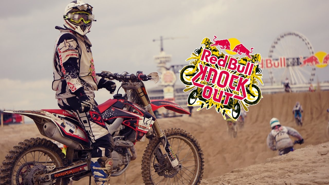 The Toughest Beach Race Red Bull Knock Out 2016 Youtube