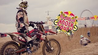 THE TOUGHEST BEACH RACE Red Bull Knock Out 2016