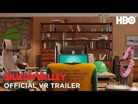 Silicon Valley VR: Inside The Hacker Hostel Trailer | HBO