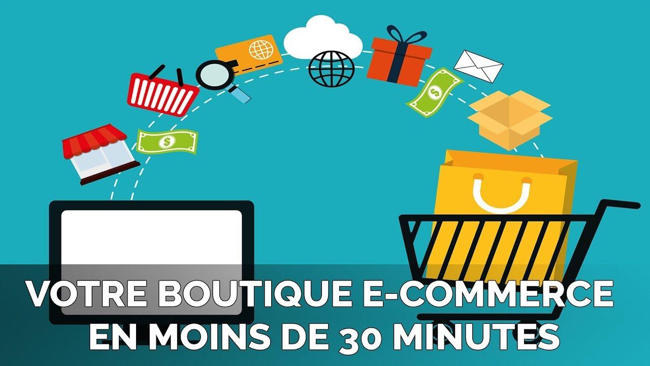 Comment Créer Une Boutique E-Commerce avec OpenCart - Boutique E-Commerce 2017