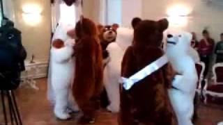 Медвежья свадьба в Оренбурге. ШОК! Bears wedding - Shock!
