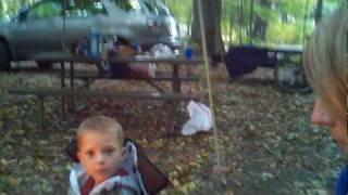 IIlini Park, Marseilles, Illinois , Camping