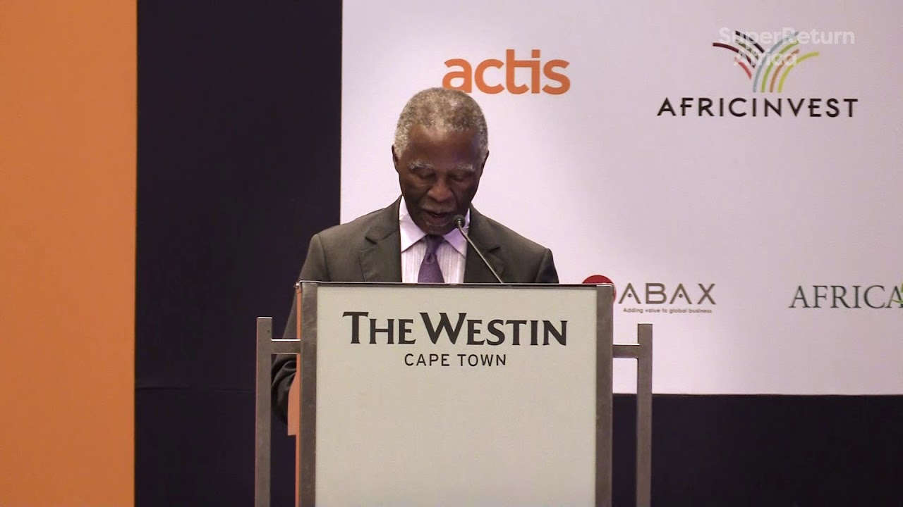 The true story of South African democracy - Thabo Mbeki