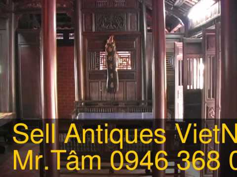 Sell Antiques Viet Nam