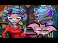 Monster High Ghoulia Real Makeover Game for Girls