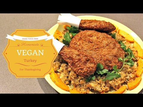 Vegan turkey roll recipe