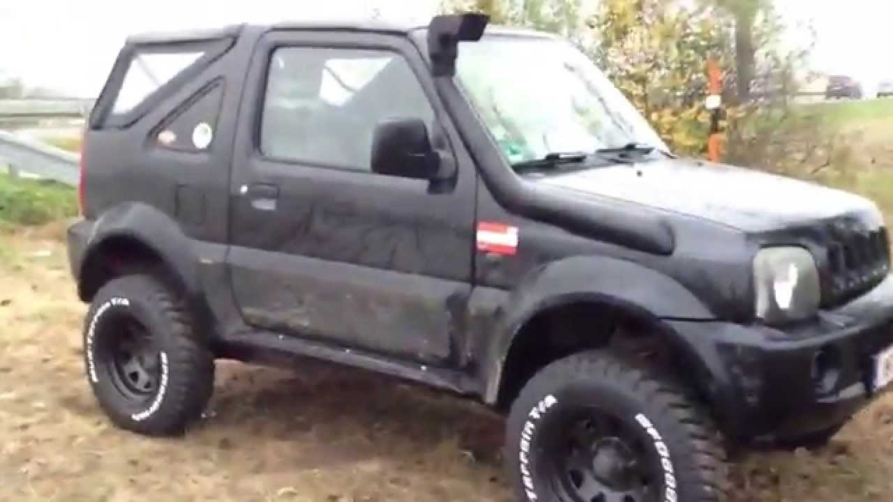 my suzuki jimny offroad project stage ii youtube. Black Bedroom Furniture Sets. Home Design Ideas