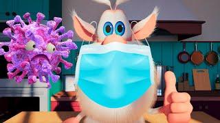 Booba Face Mask ✨ CGI animated shorts ✨ Super ToonsTV