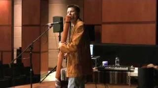 Native American Flute (bass flute): Whale Song. Scott August